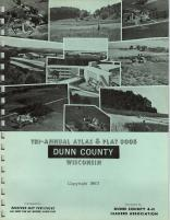 Title Page, Dunn County 1967